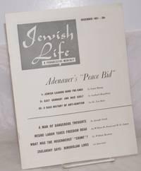 image of Jewish Life [1951, Dec, Vol. 6, No. 2 (62)]