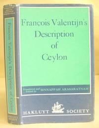François Valentijn's Description Of Ceylon,