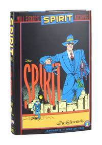 Will Eisner's The Spirit Archives Volume 2: January 5 to June 29, 1941 by Will Eisner - First edition - 2000 - from Capitol Hill Books (SKU: 10726)