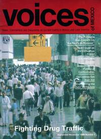 """Voices of Mexico [""""News, Commentary and Documents on Current Events in Mexico and Latin America""""] - September-November 1986 - Number 1"""
