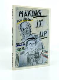 Making it Up. Poetry Composed at St. Mark's Church on May 9, 1979