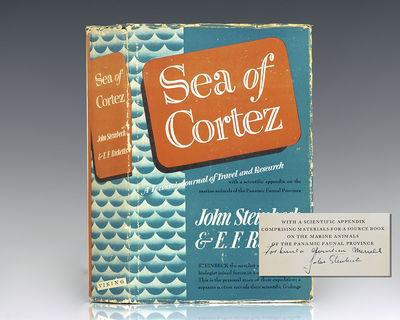 New York: The Viking Press, 1941. First edition of this classic work. Octavo, original cloth, cartog...