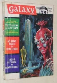 Galaxy Science Fiction December 1963 Vol 22 No 2