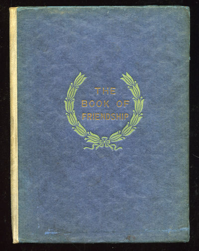 Philadelphia: Henry Altemus, 1909. Hardcover. Very Good. First edition. 12 mo. Hinge beginning to cr...