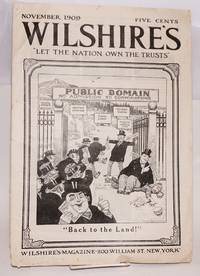 image of Wilshire's.  Vol. 13, no. 11, November 1909