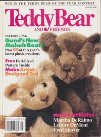 Teddy Bear and Friends, August 1996