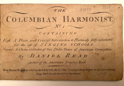 The Columbian Harmonist, No. 1,...