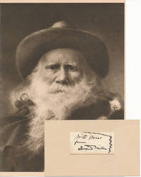 Inscription and Signature / Unsigned Photograph