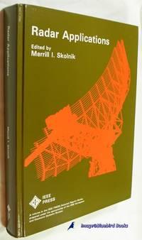 Radar Applications/Pc02212 by  Merrill Ivan Skolnik  - Hardcover  - 1988  - from Bluebird Books (SKU: 73393)