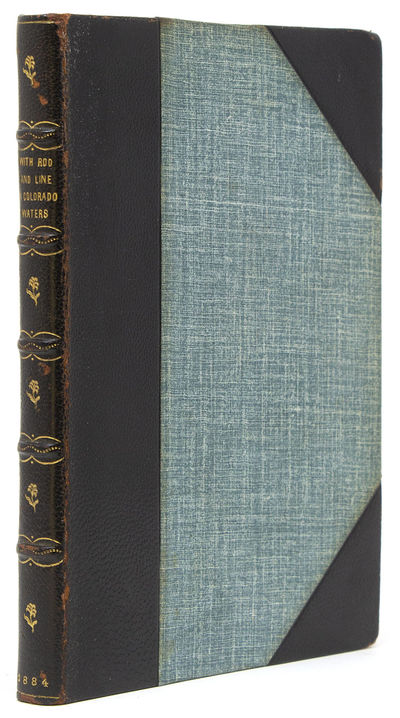 Denver: Chian, Hardy & Co, 1884. First edition. Map at front, illustrations in text. 151 pp. 1 vols....
