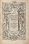 View Image 1 of 5 for La Graunde Abridgement, Collecte par le Iudge Tresreverend.. Inventory #71512
