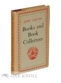 image of BOOKS AND BOOK-COLLECTORS