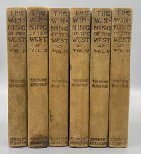 image of The Winning of the West (6 volumes)
