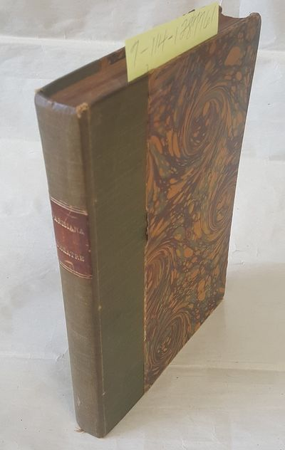 1919. Hardcover. Octavo; G/no-DJ; Green spine with gold text on a red bar; Boards have sunned exteri...