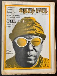 Rolling Stone (Issue #31, April 19th, 1969 -- Sun Ra Cover)