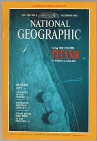 image of National Geographic Vol.168, No.6 December 1985