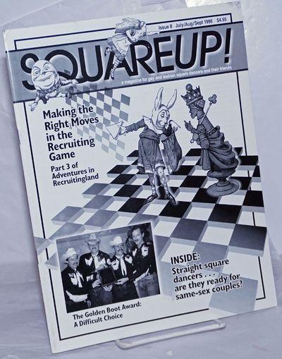 Albuquerque: Squareup!, 1996. Magazine. 24p. includes covers, 8x10.5 inches, articles, reviews, news...