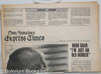 image of San Francisco Express Times: vol. 2, #11, March 18, 1969: Herb Caen: I'm just an old hooker