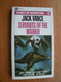 image of Planet of Adventure # 2 Servant of the Wankh # 66900