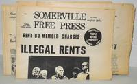 image of The Somerville Free Press [seven issues]