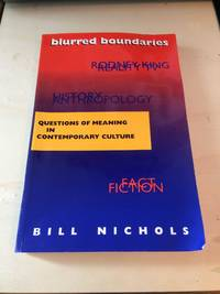 image of Blurred Boundaries: Questions of Meaning in Contemporary Culture