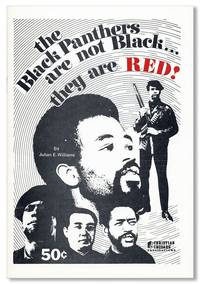 The Black Panthers are not Black...they are Red!