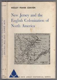 image of New Jersey and the English Colonization of North America
