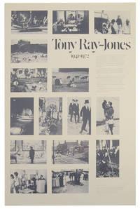 Tony Ray-Jones 1941-1972