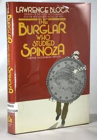 The Burglar Who Studied Spinoza (Association Copy from the Personal Collection of Otto Penzler)