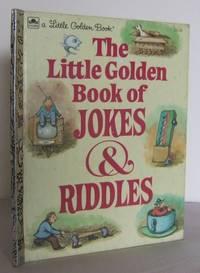 The little golden book of jokes & Riddles