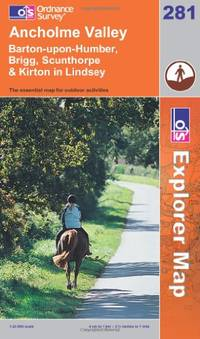 image of Ancholme Valley (Explorer Maps) (OS Explorer Map Active)