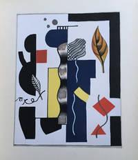 Fernand Leger. Les Grands Peintres D'Aujourd'Hui, with 4 pochoirs in color