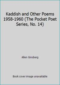 image of Kaddish and Other Poems 1958-1960 (The Pocket Poet Series, No. 14)