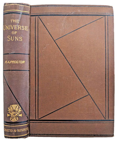 London:: Chatto & Windus, 1884., 1884. 8vo. , 401, , 32 pp. Title vignette, 11 figs., ads (dated Sep...