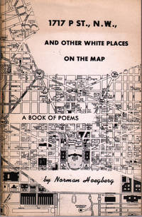image of 1717 P St., N.W., And Other White Places on the Map: A Book of Poems
