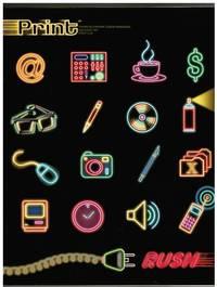 image of PRINT MAGAZINE 1997: LONDON SUBWAY POSTERS, CHRIS WARE, NICK PARK
