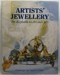 Artists' Jewellery: Pre-Raphaelite to Arts and Crafts