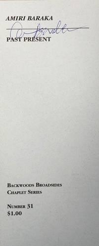 Backwoods Broadsides Chaplet Series: A Complete Set of Signed Lettered Copies (100 Separate Broadsides)