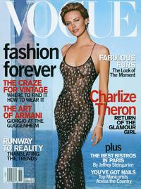 image of VOGUE 2000: CHARLIZE THERON