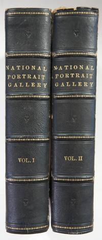 National Portrait Gallery of Eminent Americans, Complete 2 Volume Set
