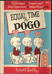Equal Time for Pogo by  Jr (1913-1973) Walter