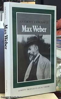image of Max Weber (Jurists: Profiles in Legal Theory)