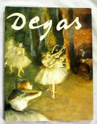Degas by  Anna Maria Mascheroni - Hardcover - Reprint - 1990 - from Adelaide Booksellers (SKU: BIB306423)