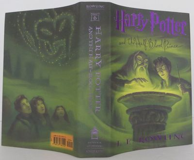 Scholastic, 2005. first. hardcover. fine/fine. First US edition, as stated on copyright page. SIGNED...