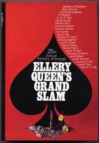 25th ANNIVERSARY ANNUAL: ELLERY QUEEN'S GRAND SLAM: 25 STORIES FROM ELLERY QUEEN'S MYSTERY MAGAZINE