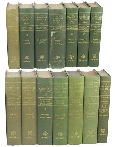 London: St. Catherine Press, 1910-40. Hardcover. Very good. xxxvi, 504pp; vi, 661pp; 648pp; 773pp; 8...