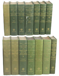 The Complete Peerage, or a History of the House of Lords and All Its members From the Earliest times [Thirteen Volumes in Fourteen]