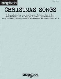 Christmas Songs : Budget Books