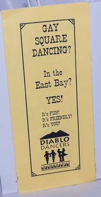 image of Gay Square Dancing? In the East Bay? YES! [brochure]