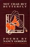 Not Crab But Butterfly Poems (Signed by Poet)
